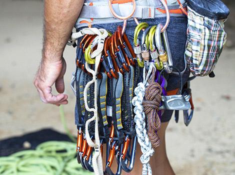 Комплект альпинистского снаряжения
