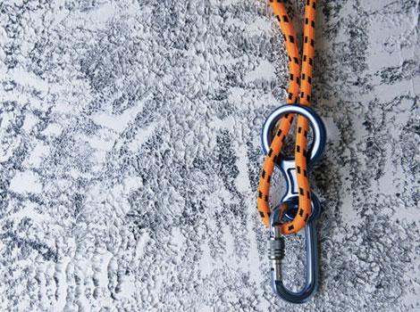 Веревка альпинистская