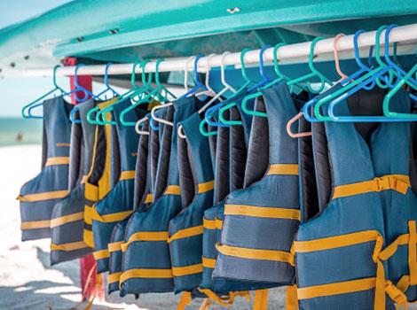 Купить спасательные жилеты от производителя