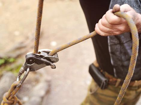 Веревка для промальпа