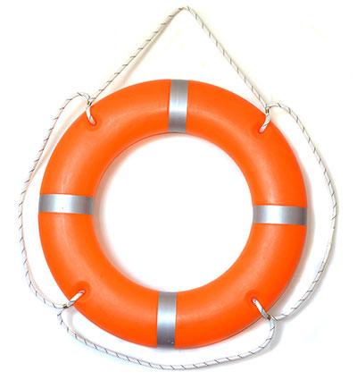 Спасательный круг для пляжа